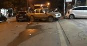 CSGT lái xe ô tô gây tai nạn liên hoàn nghiêm trọng