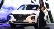 Tin tức ô tô - xe máy mới nhất ngày 10/1/2019: Cập nhật giá Hyundai Santa Fe
