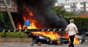 Khách sạn cấp ở Kenya bị khủng bố tấn công, 15 người thiệt mạng