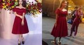 Lộ hậu trường ăn mặc luộm thuộm đi ăn cưới của Hòa Minzy khiến dân mạng \