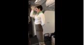 Clip: Tiếp viên Bamboo Airways múa trên chuyến bay đầu tiên