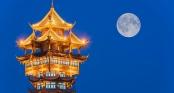 Trung Quốc dự định phóng Mặt trăng nhân tạo lên không gian để chiếu sáng thay đèn đường