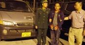 50 cảnh sát, bộ đội vào rừng truy bắt nhóm đối tượng mang gần 300 kg ma túy