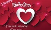 73 lời chúc 14/2, câu chúc Valentine dành tặng bạn gái cực ngọt ngào