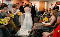 Đám cưới đặc biệt trong bệnh viện