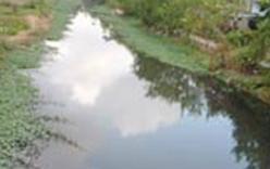 Cơ sở tẩy nhuộm gây ô nhiễm