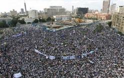Tình hình Syria ngày càng nghiêm trọng, biểu tình lớn ở Ai Cập