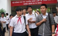 TPHCM mở rộng xét tuyển lớp 10