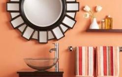 Cách trang điểm cho phòng tắm rạng ngời