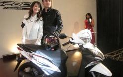 Honda Spacy Helm-In sẽ có mặt tại Việt Nam
