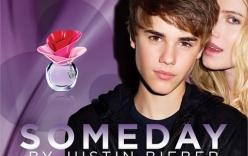 Justin Bieber tình tứ bên cô gái lạ