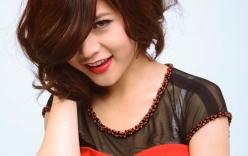 Lala Mai Chi ấn tượng với tóc ngắn môi trầm