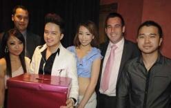 Cao Thái Sơn quyên góp ủng hộ trẻ em nghèo Việt Nam