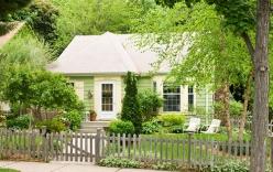 Căn nhà lý tưởng trong mùa hè