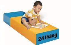 Kỳ 2: Phát triển toàn diện khả năng nhận thức khi bé 18-24 tháng
