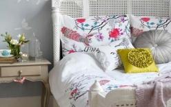 10 xu hướng trang trí phòng ngủ cực đẹp cho mùa hè