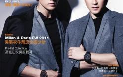 Ngô Tôn và Han Kyung đọ độ manly