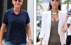 "Cô Kim ""siêu vòng ba"" mời Ellen DeGeneres dự đám cưới qua Twitter"