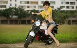 Thêm xe côn tay giá rẻ ra mắt tại Việt Nam