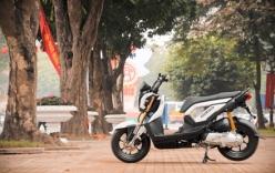 Xe Honda Zoomer-X có giá 68 triệu đồng tại Việt Nam