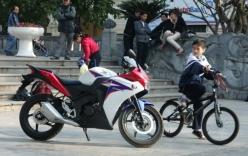 Những mẫu môtô cho người nhập môn