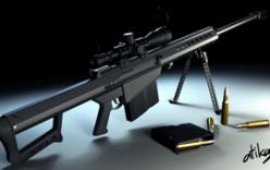 Khám phá súng bắn tỉa tối tân nhất thế giới