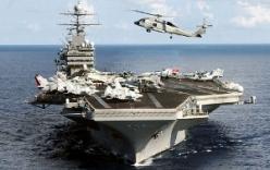 Điểm mặt các tàu chiến tối tân tới Biển Đông