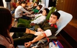 Chủ nhật Đỏ lần thứ V tiếp nhận hơn 1600 đơn vị máu
