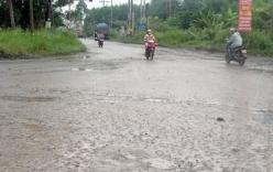 Dự án mở rộng đường ĐT 768 Đồng Nai: Thi công ì ạch