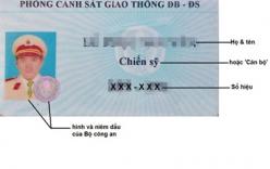 Quy định dừng xe xử phạt: Tít mù thẻ đỏ, thẻ xanh