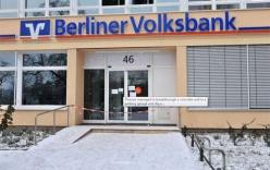 Đức: Đào hầm trộm ngân hàng như phim