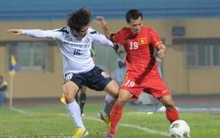 TRỰC TIẾP: Tuyển Việt Nam-Hyundai (2-1, hiệp 2): Hồng Quân lập công