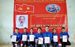 Hiệu quả phát triển Đảng trong sinh viên từ mô hình chi bộ SV
