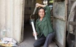 Cụ ông 85 tuổi đánh gục 3 tên cướp trong đêm