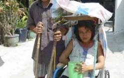Xuân về với chàng trai mù và cô gái liệt