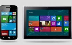 Microsoft muốn hợp nhất phần mềm Windows 8 và Windows Phone 8