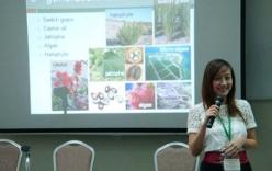 Trò chuyện với nữ phó giáo sư trẻ nhất Việt Nam