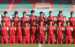 Trình làng cầu thủ Học viện Hoàng Anh Gia Lai