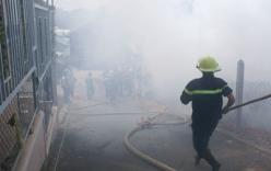 Nóng từ địa phương ngày 21/2: Lâm Đồng: Cháy kho trong khu dân cư tại Đà Lạt