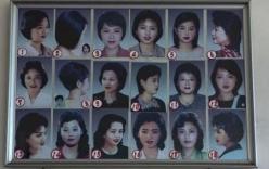 18 kiểu tóc quy chuẩn của phụ nữ Triều Tiên