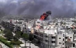 Nga, Mỹ đàm phán về cuộc khủng hoảng Syria