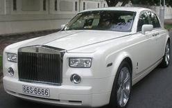 Dàn Rolls-Royce Phantom biển tứ quý tại Việt Nam