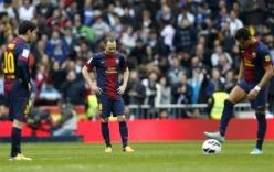 Barcelona đang trở nên nhỏ bé trước Real Madrid?