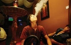Thú chơi đốt phổi tốn tiền của giới trẻ