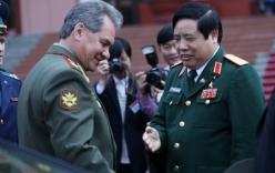 Việt - Nga bàn hợp tác ở Cam Ranh