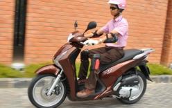 Giá xe ga Honda SH giảm gần 5 triệu đồng