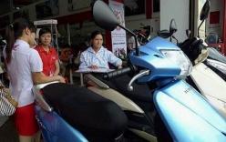 Vì sao xe tay ga Honda đột ngột giảm giá?
