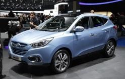 Hyundai Tucson được nâng cấp nhẹ nhàng