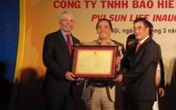 Ra mắt Công ty TNHH Bảo hiểm Nhân thọ PVI Sun Life