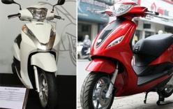 So sánh Honda Lead 125 và Piaggio Fly 125